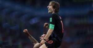 لوكا مودريتش يقود كرواتيا إلي نهائي كأس العالم 2018 (صور: Getty)