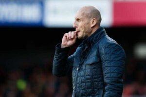ياب ستام مدرب نادي زفوله الهولندي يستعد لتدريب فينورد روتردام بدءًا من موسم 2020/2019 (صور: Getty)