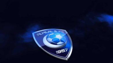 شعار نادي الهلال (صور: أش أ)