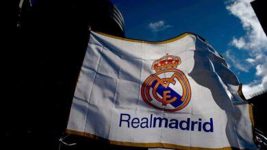 شعار ريال مدريد (صور: Getty)