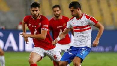 صورة استبعاد وليد أزارو من مباراة الأهلي والزمالك