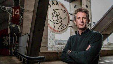 إدوين فان دير سار ، المدير الرياضي في نادي أياكس أمستردام الهولندي (صور: Ajax Web site)