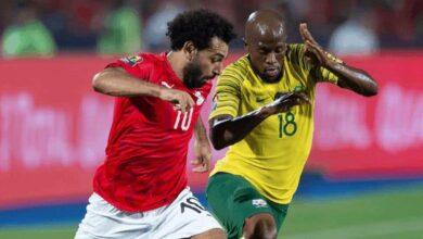 محمد صلاح يخسر مع مصر أمام جنوب أفريقيا في أمم أفريقيا 2019 (صور: Getty)