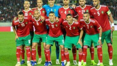 المنتخب المغربي (صور : Médias24)