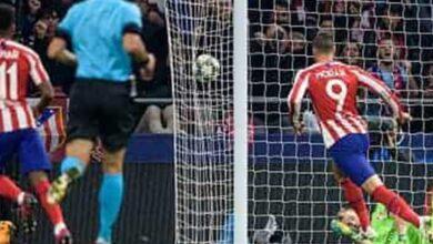 نتيجة مباراة أتلتيكو مدريد وباير ليفركوزن فى دوري أبطال أوروبا 2019-2020