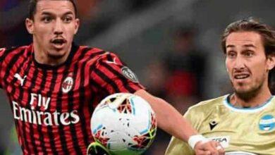 أهداف مباراة ميلان وسبال في الدوري الايطالي