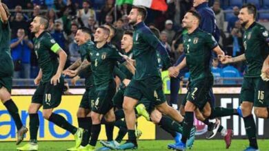 تصفيات يورو 2020 | إيطاليا تتجاوز جراح تصفيات المونديال وتتأهل مُبكرًا لليورو
