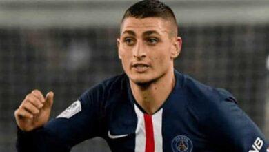 عاجل | ماركو فيراتي يُجدد عقده مع باريس سان جيرمان