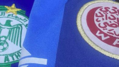 أسعار وأماكن تذاكر مباراة الرجاء والوداد في البطولة العربية