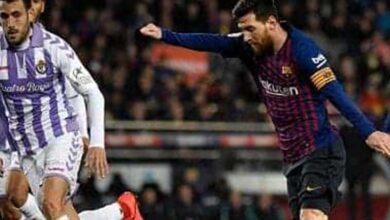 نتيجة مباراة برشلونة وبلد الوليد فى الدوري الأسباني 2019-2020