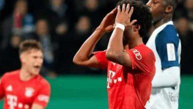 أهداف مباراة بوخوم وبايرن ميونخ في كأس ألمانيا