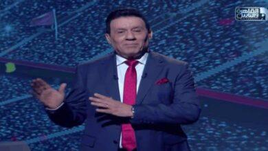 مدحت شلبي في مساء الأنوار على قناة القاهرة والناس (صور: TV) صالح جمعة في مساء الأنوار