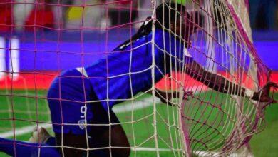 بافيتيمبي جوميز مهاجم الهلال السعودي (صور: AFP)