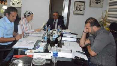 صورة اللجنة الخماسية تقدم مقترحًا جديدًا لإنقاذ الدوري المصري