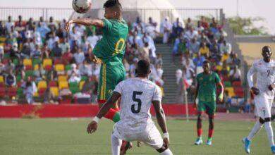 صورة موريتانيا تهزم أفريقيا الوسطى وتُشارك المغرب صدارة تصفيات أمم أفريقيا 2021