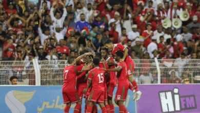صورة سلطنة عُمان تتألق من جديد في تصفيات مونديال 2022