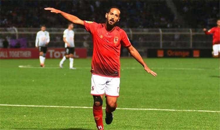 نتيجة مباراة الأهلي والجونة فى الدوري المصري 2019 2020