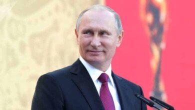 صورة بوتين يؤكد أن بلاده ستبذل قصارى جهدها لأستقبال المباريات