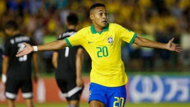 البديل السوبر لازارو يسجل هدف فوز البرازيل بكأس العالم تحت 17 عامًا (صور: Getty)