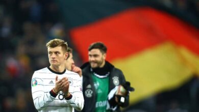 صورة ألمانيا تتجنب مفاجآت بيلاروسيا وتهزمها برباعية لتعبر إلى يورو 2020