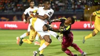 صورة الأفيال يعبرون الجولة الأولي من تصفيات أمم أفريقيا بفوز صعب امام النيجر