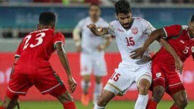 عمان والبحرين يتقاسمان نقاط المباراة الأولي فى كأس خليجي 24