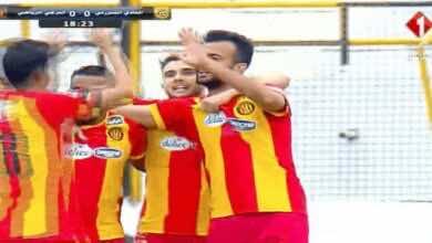 صورة أهداف مباراة البنزرتي والترجي في الدوري التونسي