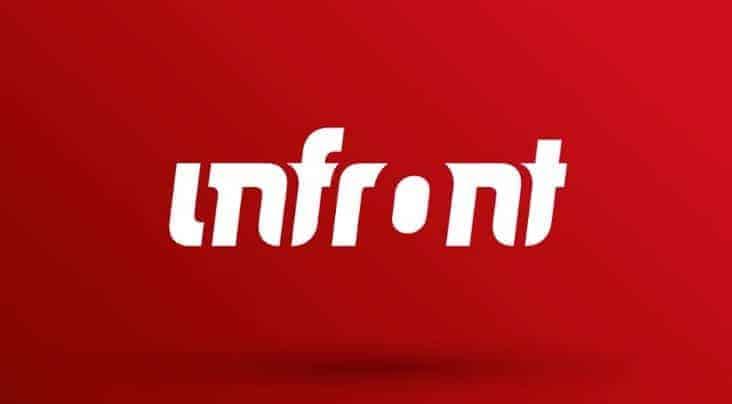 شركة إنفرونت تستعد للتعاقد مع الكاف بعد فسخ عقد لاجاردير سبورت الفرنسية (صور: infront web site)