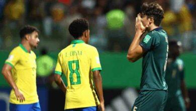 البرازيل تهزم ايطاليا في كأس العالم تحت 17 عامًا (صور: Getty)