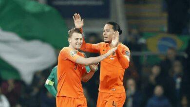 صورة هولندا تفلت من هزيمة مُحققة أمام آيرلندا الشمالية وتضمن التأهل إلى يورو 2020