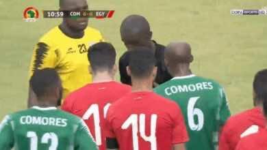 صورة بث مباشر | مشاهدة مباراة جزر القمر ومصر في تصفيات أمم أفريقيا 2021