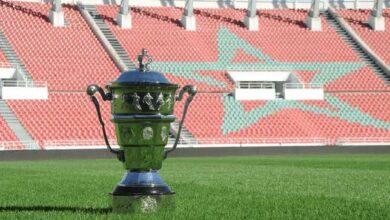 صورة أهداف مباراة الاتحاد البيضاوي وحسنية أكادير في نهائي كأس العرش المغربي 2019