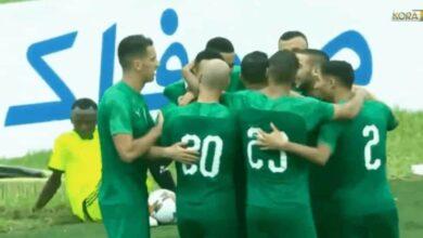 نتيجة مباراة المغرب وبوروندي