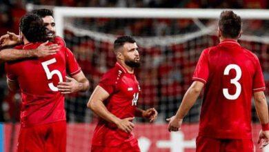صورة منتخب سوريا يعبر الفلبين ويواصل مشواره المذهل في تصفيات مونديال 2022