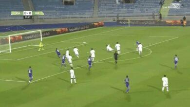السعودية تتعادل مع باراجواي 0-0 (صور: TV)
