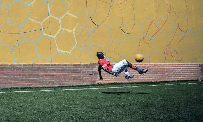 جمهور كرة القدم ، الكرة الأفريقية (صور: Getty)