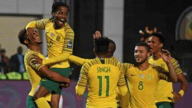جنوب أفريقيا تترشح إلى طوكيو 2020 (صور: AFP)