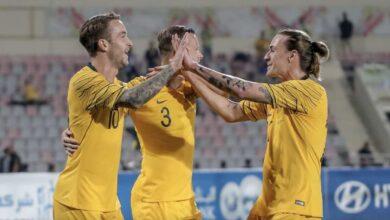 تصفيات كأس العالم 2022   منتخب الأردن يتلقى هزيمة موجعة أمام أستراليا