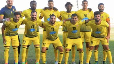 نادي العهد اللبناني بطل كأس الاتحاد الآسيوي 2019 (صور: Twitter)