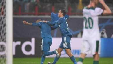 صورة نتيجة مباراة اليوفنتوس ولوكوموتيف موسكو فى دوري أبطال أوروبا 2019-2020