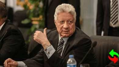 صورة أحمد سليمان: مرتضى منصور مُزور، وهناك 3 مليارات جنيه اختفت من الزمالك !