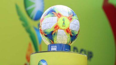 كرة كأس العالم للناشئين تحت 17 عامًا