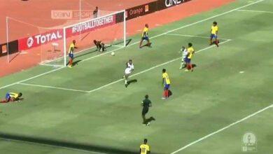 اتحاد العاصمة الجزائري وبترو اتلتيكو فى دوري ابطال افريقيا (صور:bien sports)