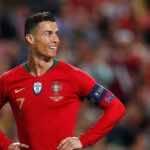 رونالدو يواصل إنجازاته مع منتخب البرتغال (صور: Google)