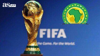 صورة قرعة تصفيات أفريقيا المؤهلة لمونديال قطر في 21 يناير