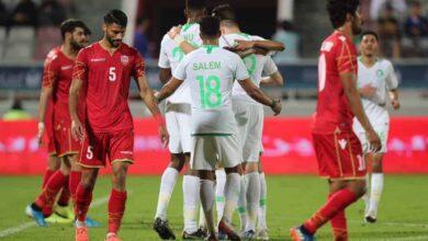 صورة بث مباشر   مشاهدة مباراة السعودية وعمان في كأس الخليج 24