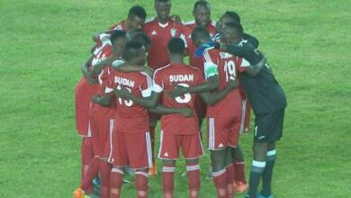 منتخب السودان تحت سن 20 عام فى بطولة سيكافا للامم (صور:Google)