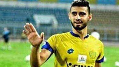 نجم دفاع الإسماعيلي يتوعد الاتحاد السكندري في البطولة العربية