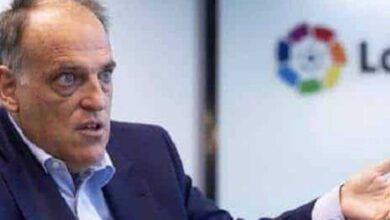"""رسمياً   خافيير تيباس رئيساً لربطة الدوري الإسباني """"الليغا"""""""