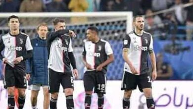 بيانيتش يأسف لإخفاق يوفنتوس في السوبر الإيطالي